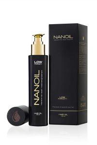 Nanoil low porosity Haaröl