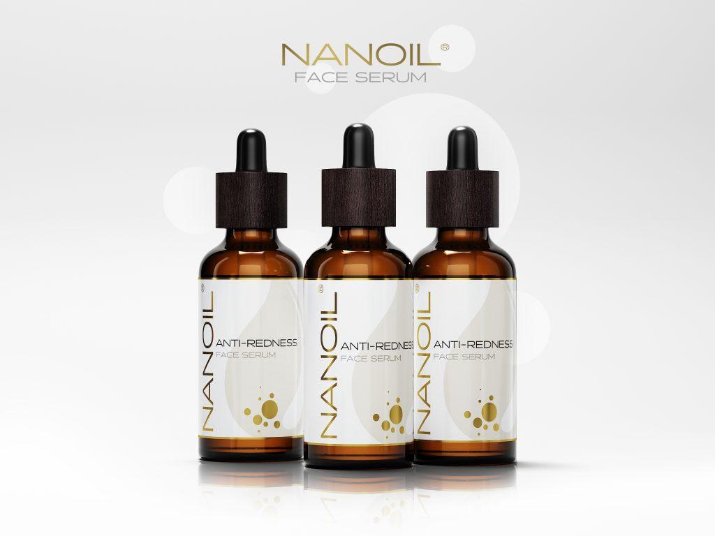 das empfohlene Serum für die Haut mit Neigung zu Couperose NAnoil